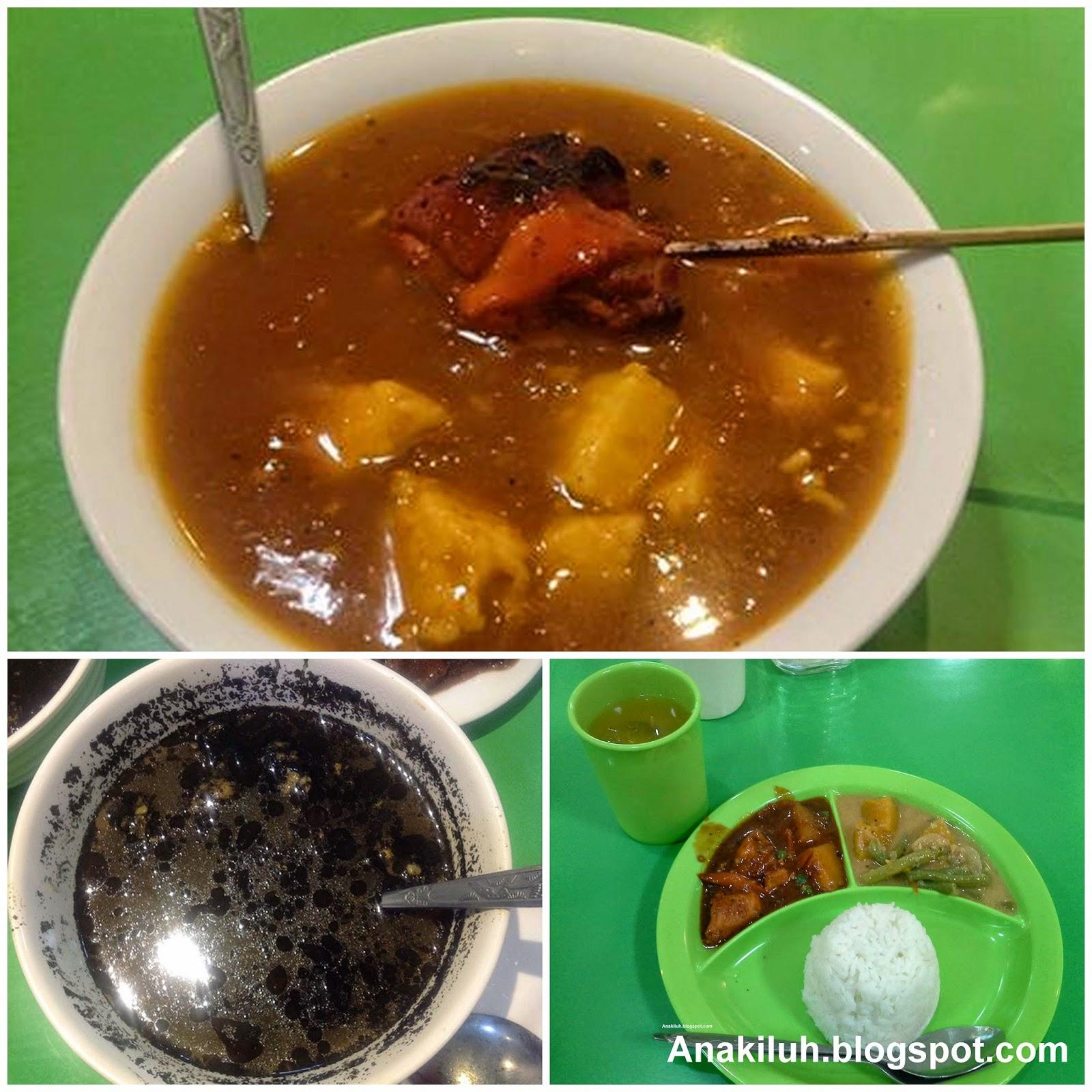 delicious food Tausug satti tiyula itum