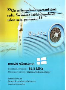 Kuuntele Täältä  lähetyksiä. Perj- klo.18.00   La. klo.18.30 ja Su.9.00