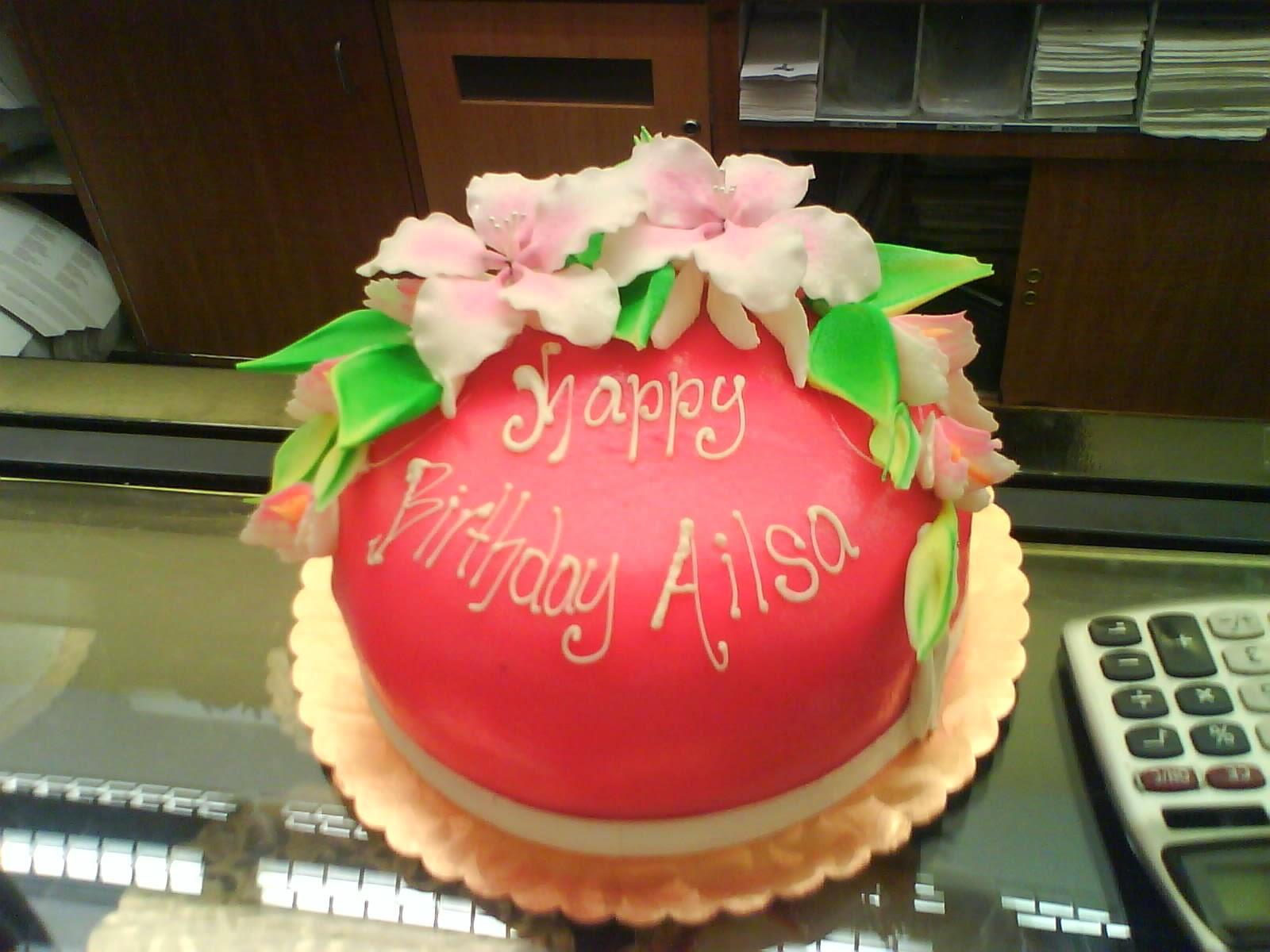 Birthday Birthdaycake Rose Bouquet Birthday Cake Yum And Sooo
