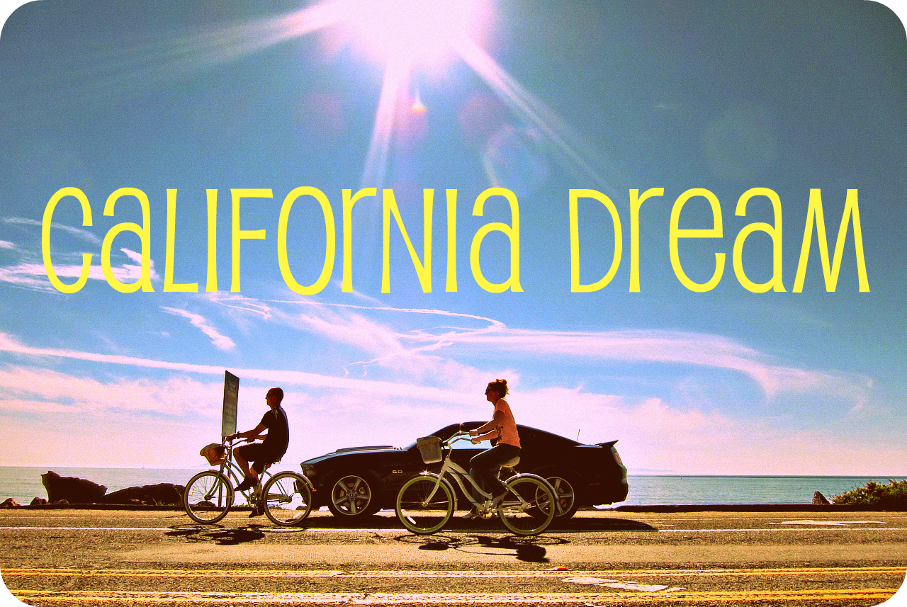 california dream California dreaming is the lead single from the band's fifth studio album, v it was released on.