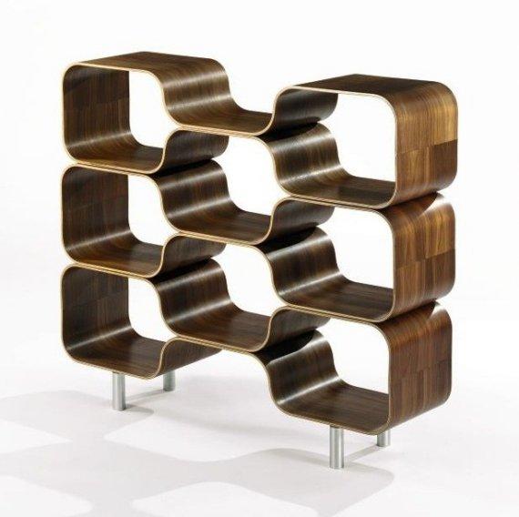 Modernist Bookshelf