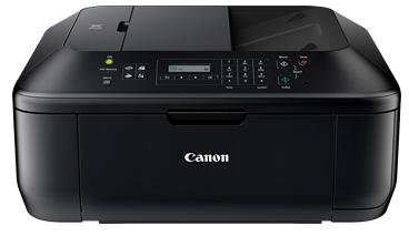 WPS Button On Canon Printer