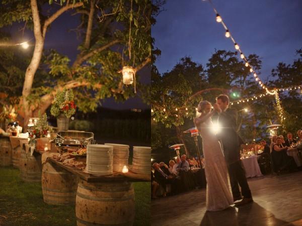 Debbies Delights Picnic Outdoor Wedding
