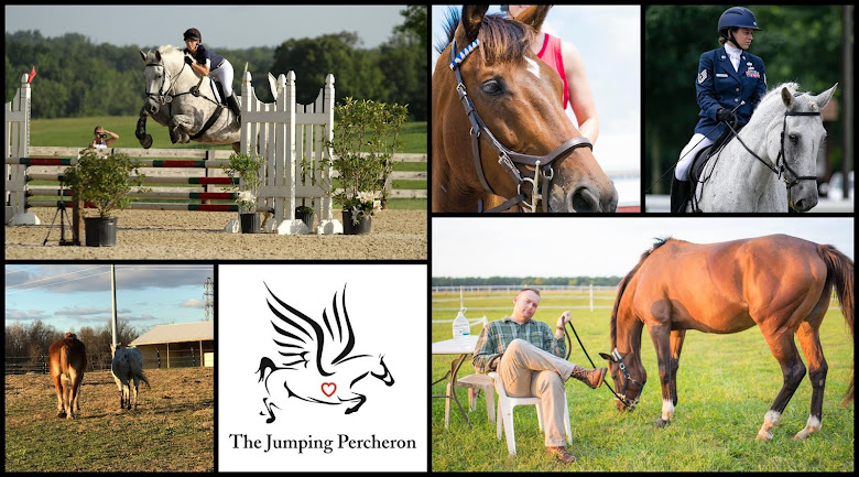 The Jumping Percheron