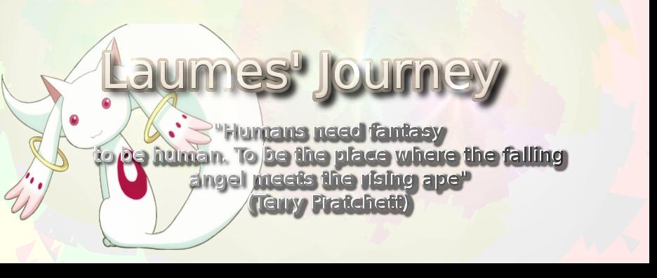 Laumes' journey