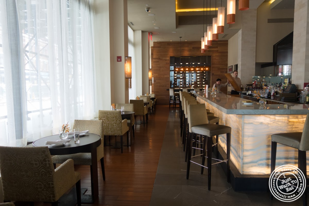 image of dining room at Tamarind, Indian cuisine, in Tribeca, NYC, New York