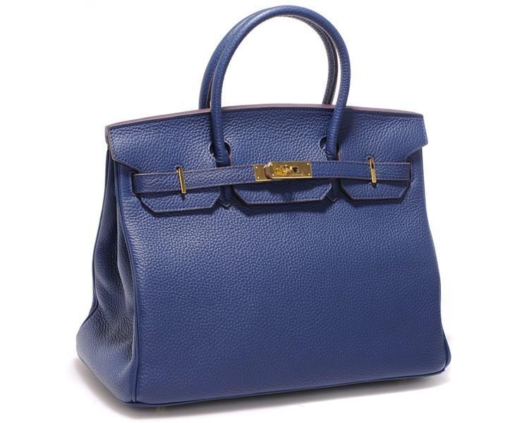BolsosBlog:Hermes Azul Bolsos