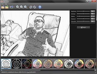 برنامج تحويل الصور الى كرتون برنامج xnsketch للاندرويد اخر اصدار 2015