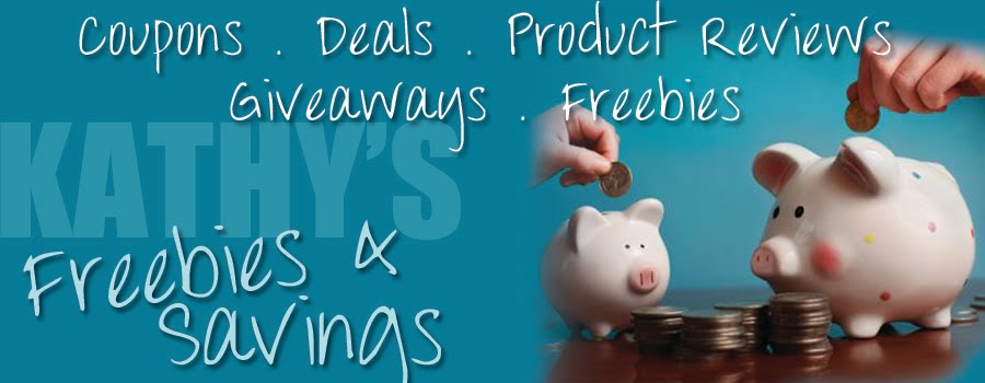 Kathy&#39;s Freebies &amp; Savings  10gsTB0ZKikmjChXYJHZq9SCMFU