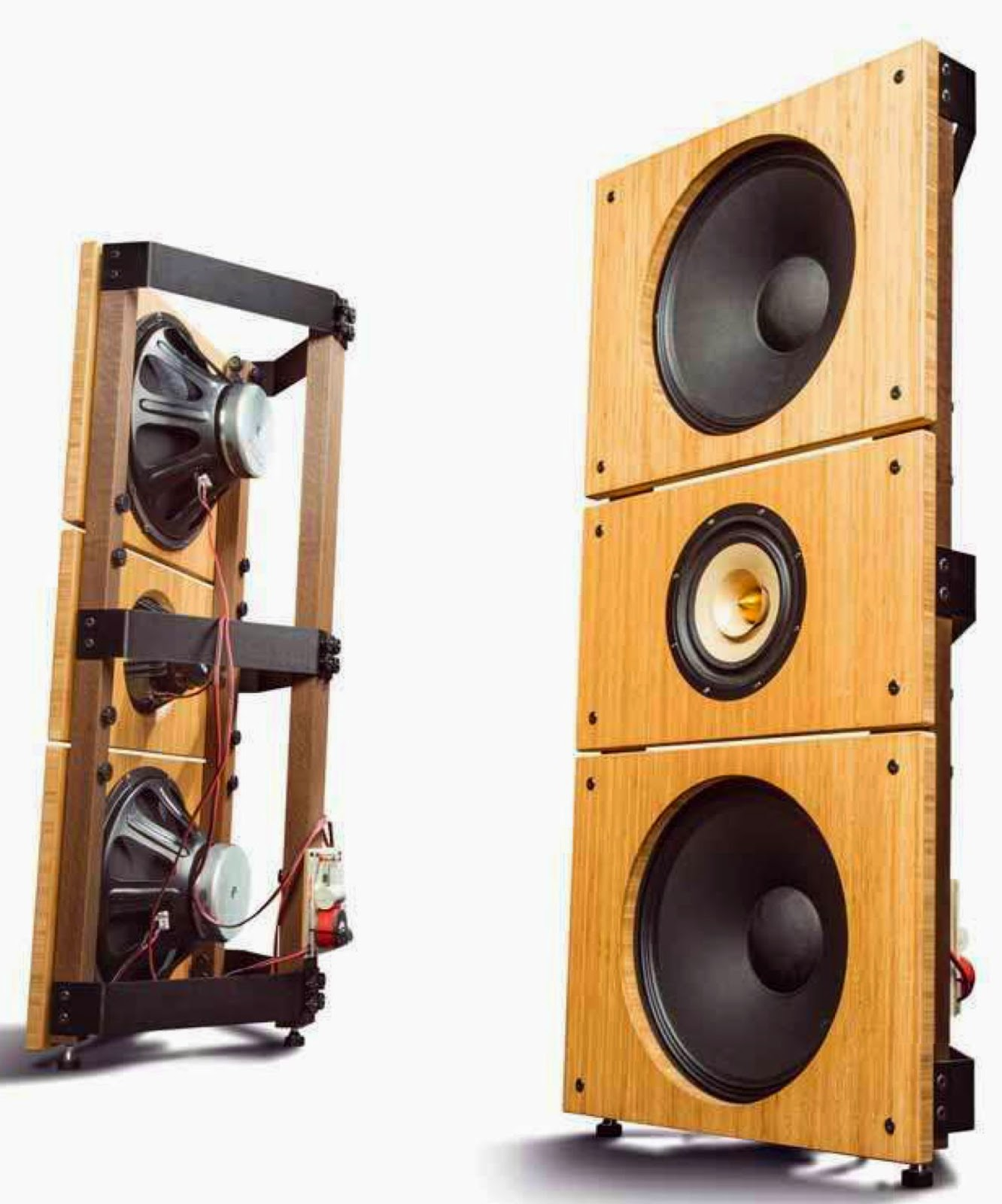 2a3 maniac kleiner nachschlag zu open baffle keine angst vorm akustischen kurzschluss. Black Bedroom Furniture Sets. Home Design Ideas