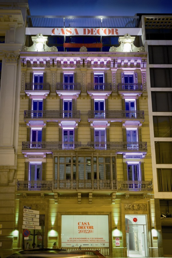 Dise a tu hogar casa decor 2012 barcelona - Disena tu hogar ...