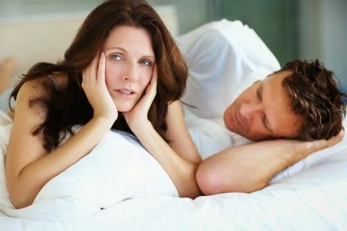 passi per prendere se la vostra libido è più attivo che il vostro partner di