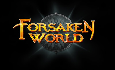 MMORPG Forsaken World Logo