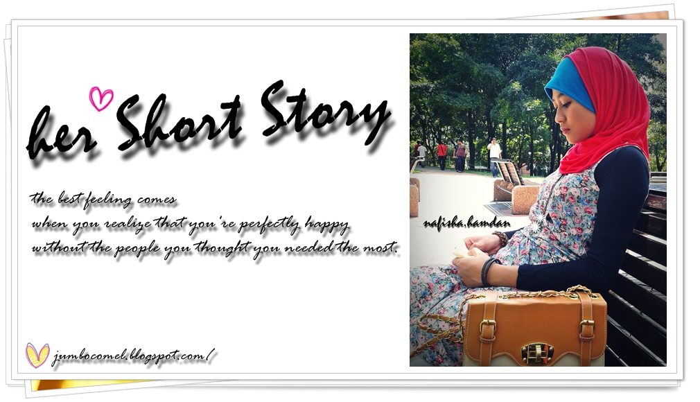 short stories from me =)