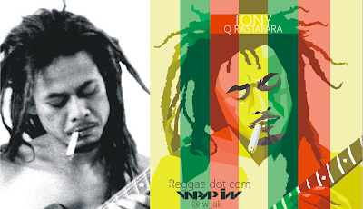 Tony Q Rastafara in WPAP