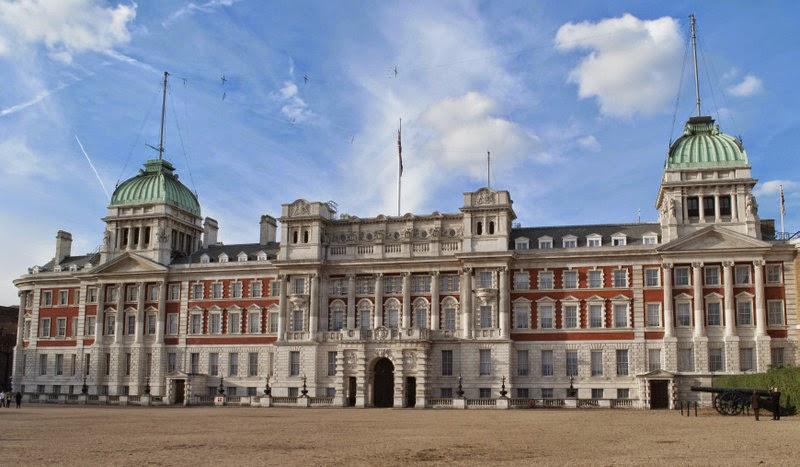 Cavalry museum Londyn