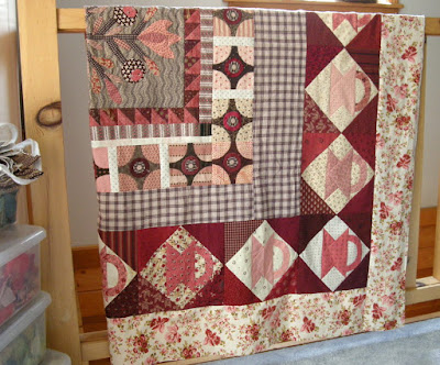 A Little Bit of Fun in the Quilting Room