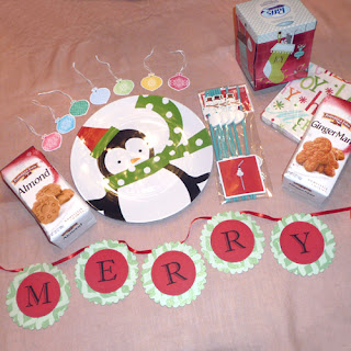 Christmas Cheer Box Contents
