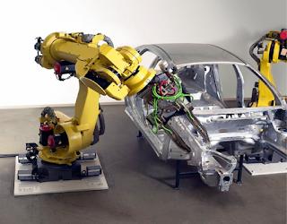 Industrial Robots | www.enggarena.net