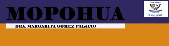 "Dra Margarita Gómez Palacio ""Mopohua"""