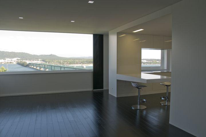 Tr s jolie mod le de conception d 39 appartement d coration for Modele deco appartement