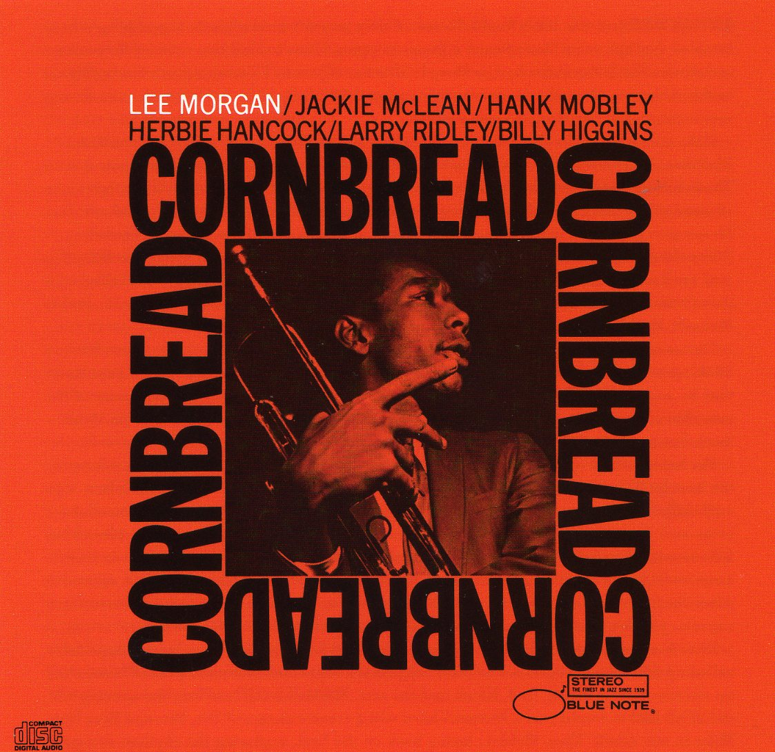 lee morgan - cornbread (sleeve art)