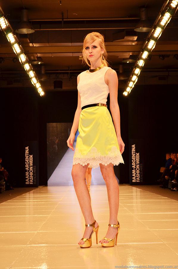 Laurencio Adot primavera verano 2014  moda 2014.