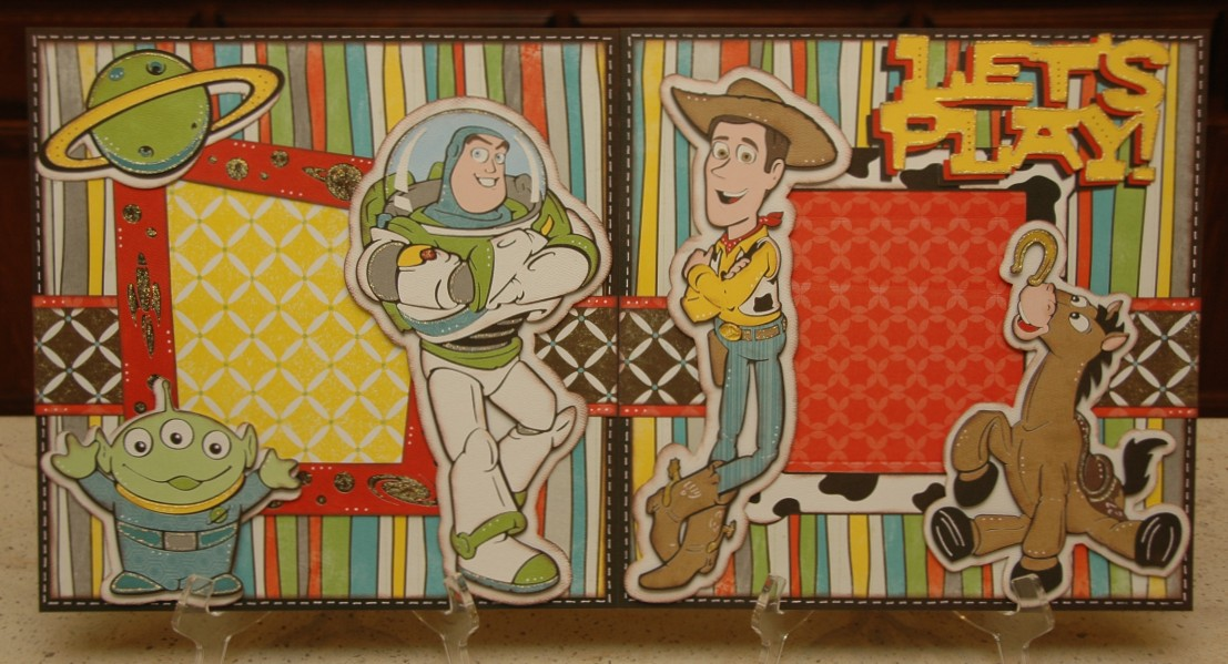 Toy Story Layout Kit