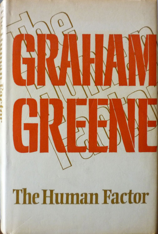 Graham greene the human factor