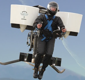 Jetpack reaches 5,000ft