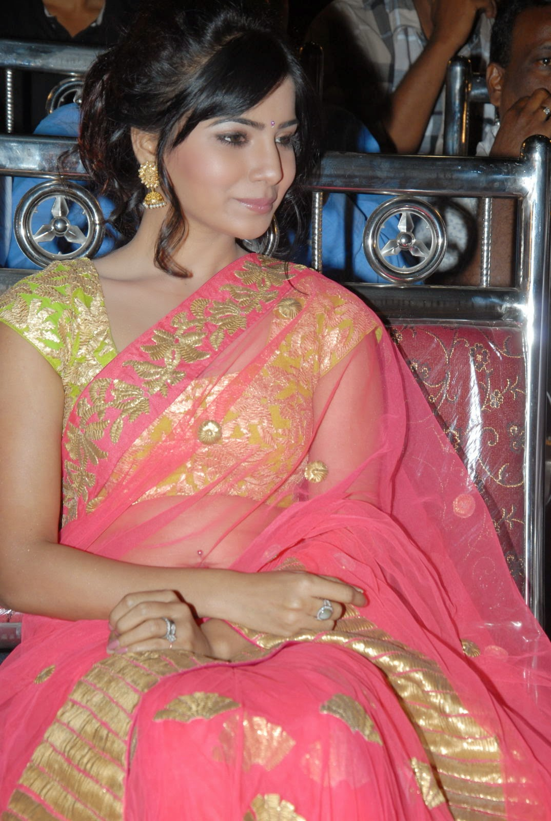 Samantha Cute Saree Hd Hot Photo Galleryz Indian Actress Hd Galleryz Sunny Leone Sapna