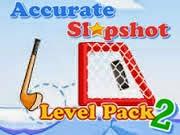 Jogo Accurate Slapshot: Level Pack 2