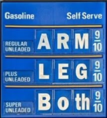 Lawrence Gooley: History and Rising Gas Prices