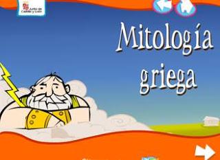 JUEGO DE MITOLOGIA