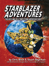 Starblazer Adventures