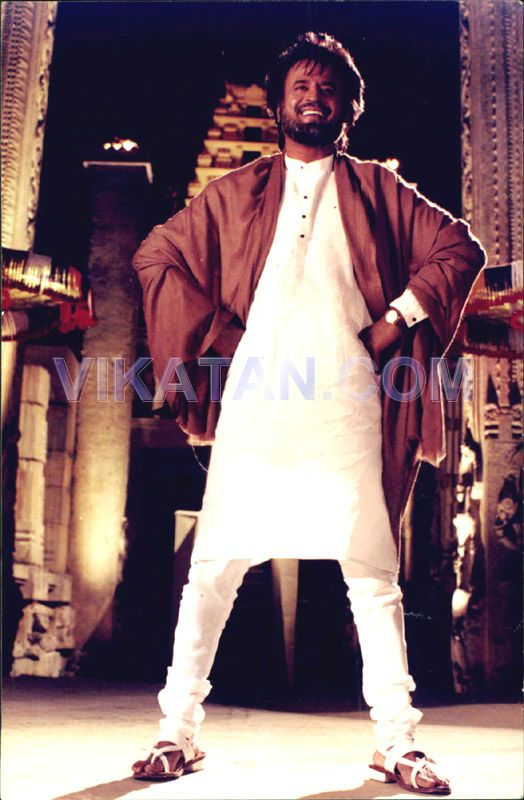 Super Star Rajinikanth in 'Padayappa' Movie