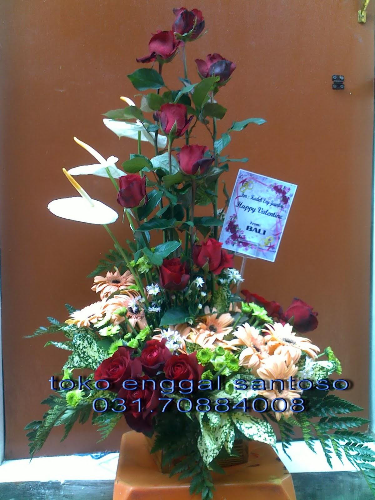 bouquet bunga segar