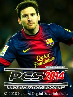 PES 2014 for Java New Update
