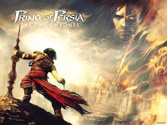#34 Prince of Persia Wallpaper