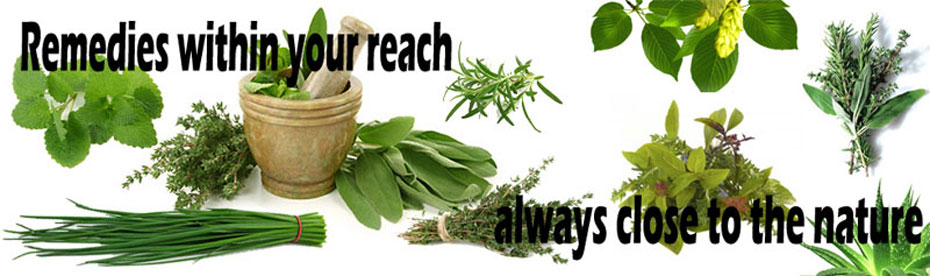 Remedies Within Your Reach