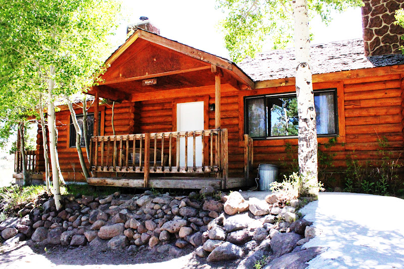 rental cabins at fish lake utah maple 6 person deluxe
