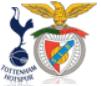 Tottenham Hotspur - Benfica Lissabon