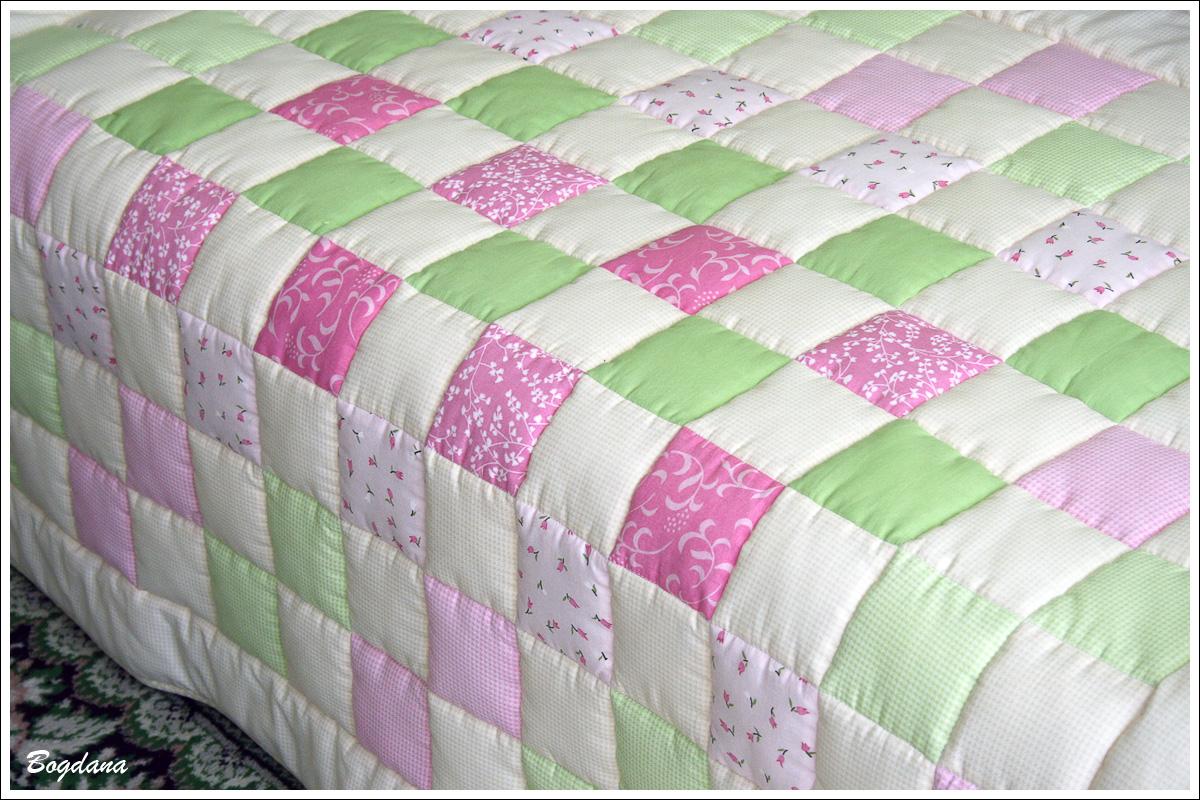 Стеганое одеяло из шерсти своими руками мастер класс 49