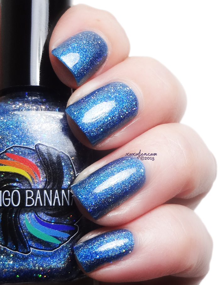 xoxoJen's swatch of Indigo Bananas Little Big Dipper