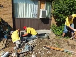 Aquaseal Toronto Window Well Drain Installation Repairs Toronto in Toronto 1-800-NO-LEAKS
