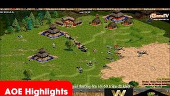AOE Highlights – No1, Hồng Anh chơi phù, cuộc chiến của nhưng ông già