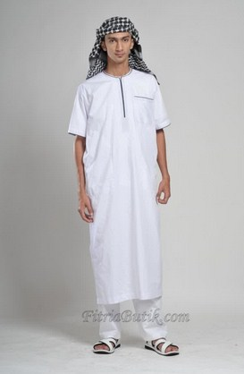 Contoh Foto Baju Muslim Modern Terbaru 2016 Style Baju