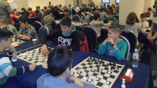 Με τη συμμετοχή 88 παιδιών πραγματοποιήθηκε στην Αλεξανδρούπολη το Χριστουγεννιάτικο Κύπελλο Σκάκι-Rapid