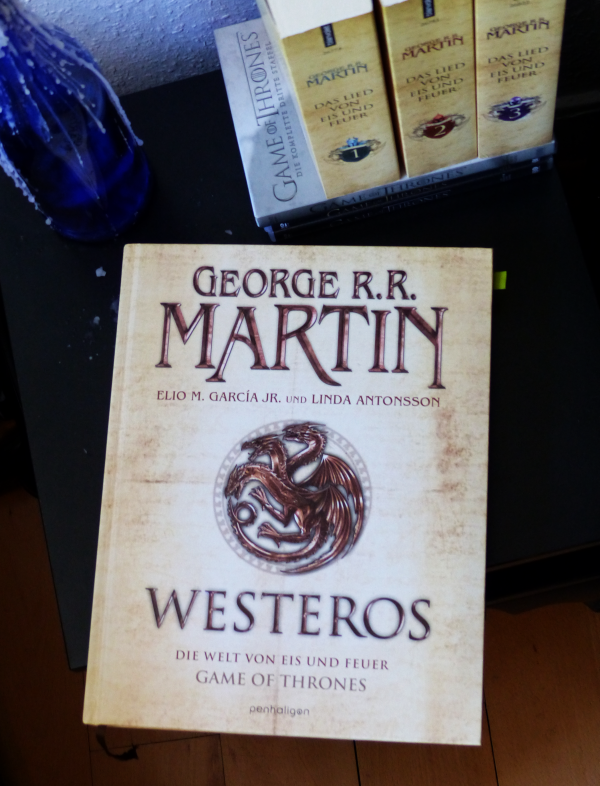 GRRM Westeros