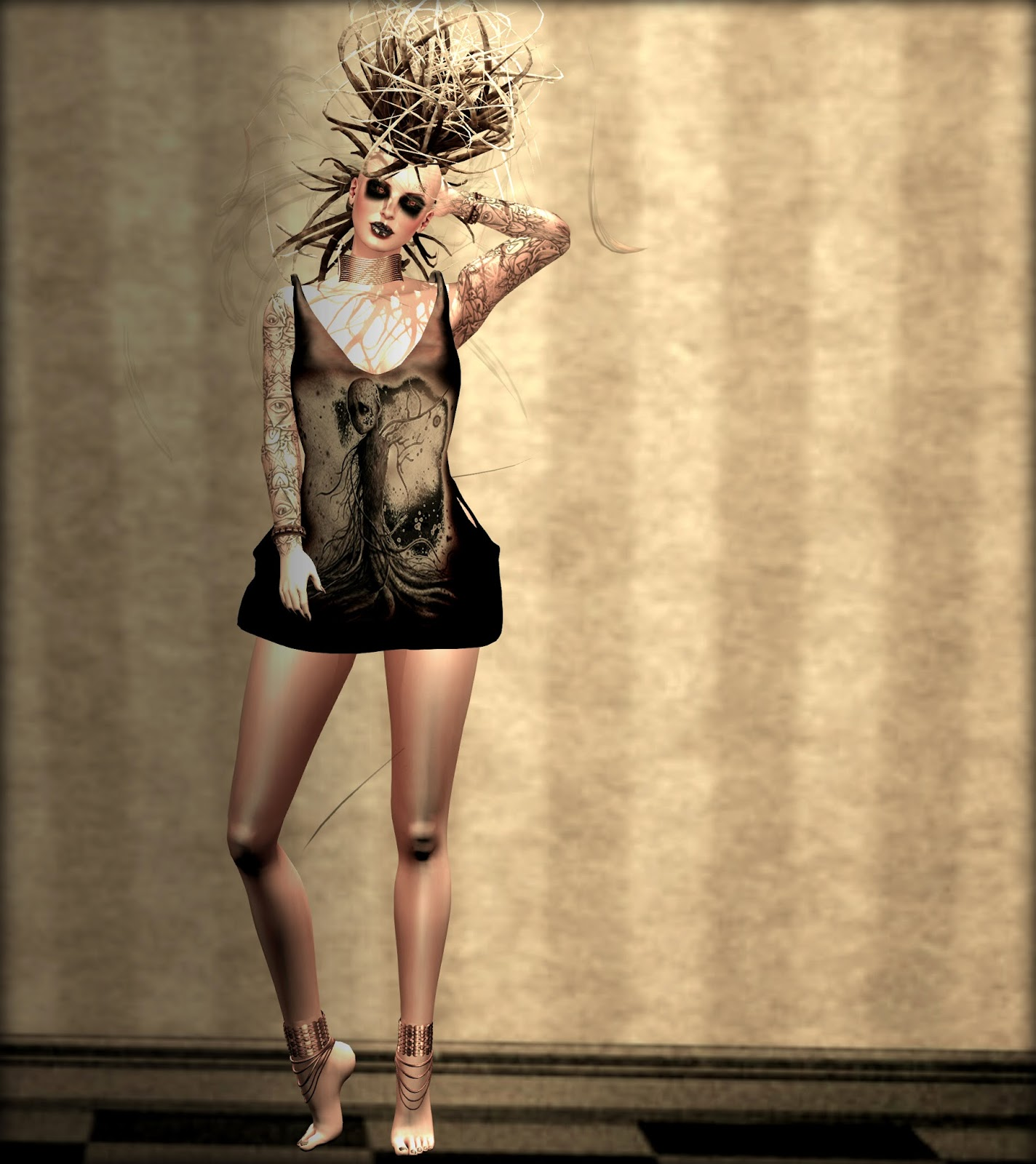 afi babytree dress